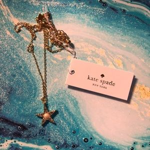 NWT Kate Spade Star Pendant Necklace